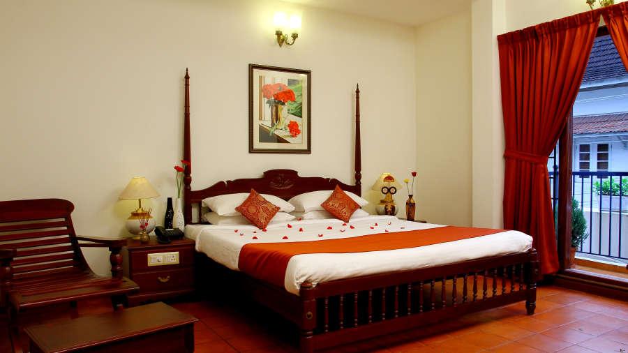 Hotel Arches, Fort Kochi Kochi suite 2 Hotel Arches Fort Kochi