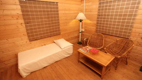 Lotus Eco Resort Konark Konark Beach Deluxe Cottages 1 at Lotus Eco Resort Konark