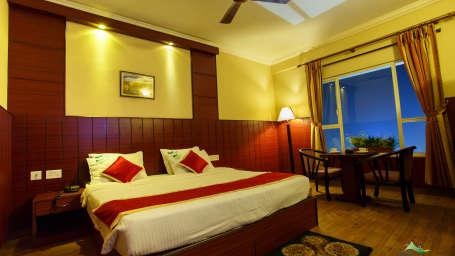 Misty Mountain Resort, Munnar Munnar Valley View Suite Misty Mountain Resort Munnar 2