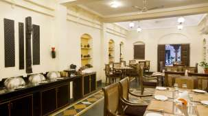 The Haveli Hari Ganga Hotel, Haridwar Haridwar Restaurant 2 Haveli Hari Ganga Hotel Hardiwar0