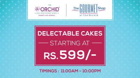 The Orchid - Five Star Ecotel Hotel Mumbai Gourmet Shop