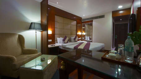 Hotel Aura, Paharganj, New Delhi New Delhi Premium Room Hotel Aura Paharganj New Delhi