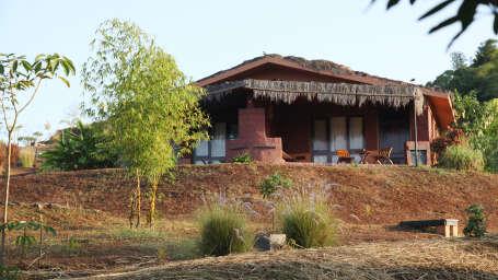 Cottage at Hotel Heritage Resort Coorg Madikeri