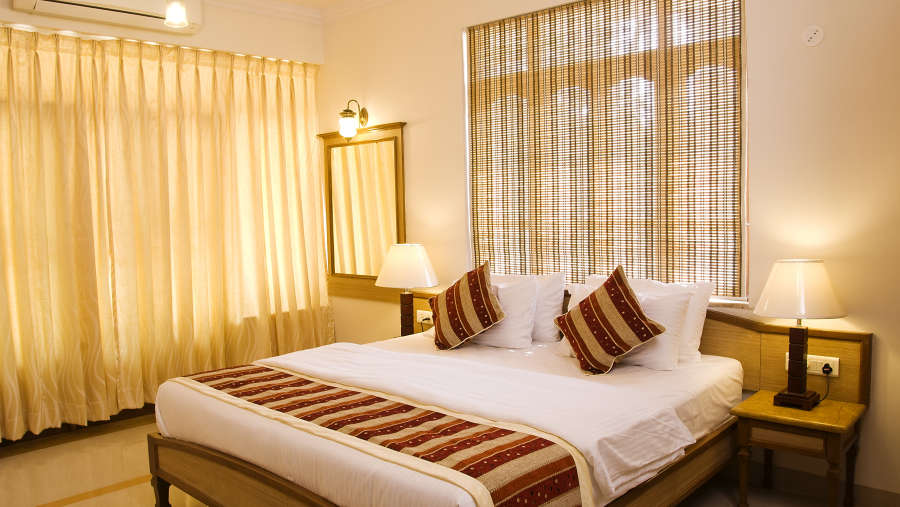 Ocean Palms Goa Palm Pool View Room Ocean Palms Hotel Goa