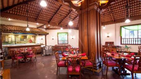 The Orchid - Five Star Ecotel Hotel Mumbai Restaurant South Of Vindhyas The Orchid Hotel Mumbai