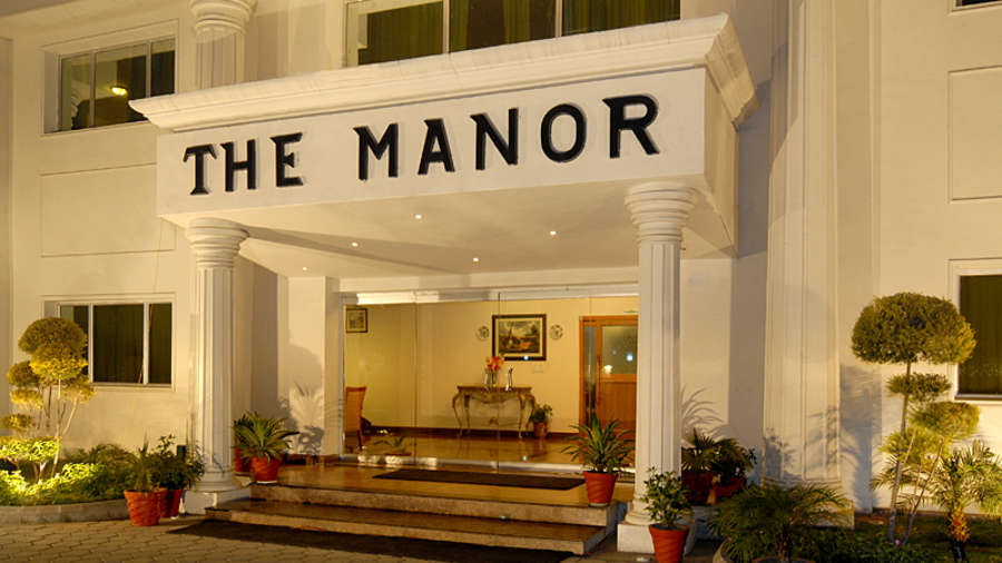 The Manor Kashipur Hotel Kashipur Facade 2 The Manor Kashipur Hotel