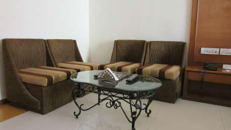 Hotel Summit, Ellisbridge, Ahmedabad Ahmedabad Suite Living Room Hotel Summit Ahmedabad
