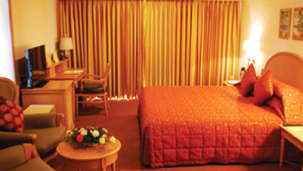 The Carlton Kodaikanal Kodaikanal suite-bedroom