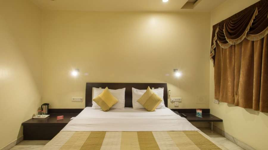 Hotel Ruby, Jaipur Jaipur Deluxe Room Hotel Ruby Jaipur