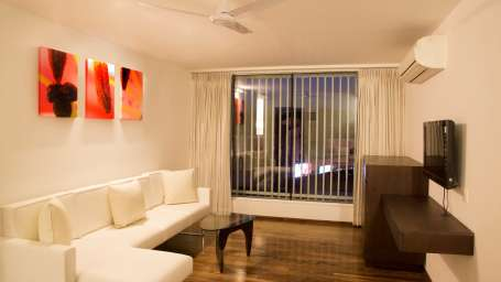 Springs Hotel & Spa, Bangalore Bengaluru Living Room Suite Room Springs Hotel Spa