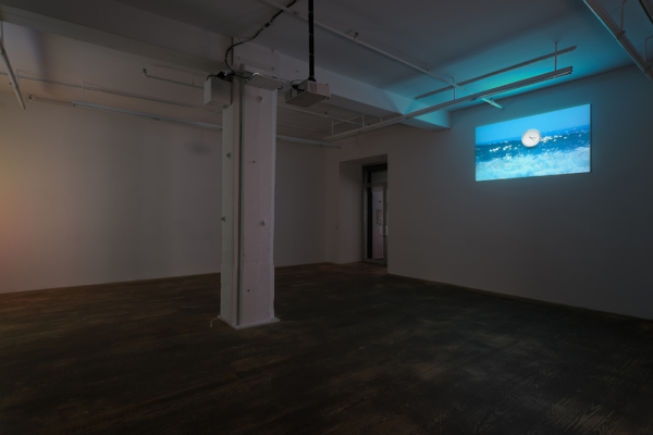 MICHAEL BELL-SMITH Installation view: &lt;br&gt;mbs_fp_090712, 2012.